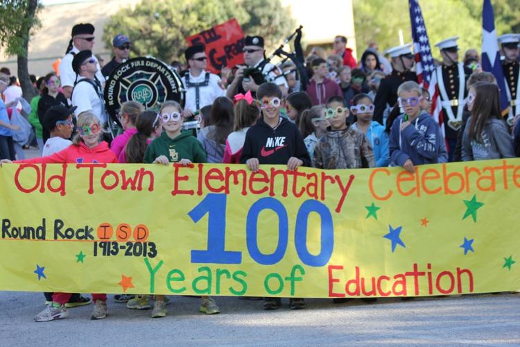 100 Year RRISD Celebration Parade April 2013