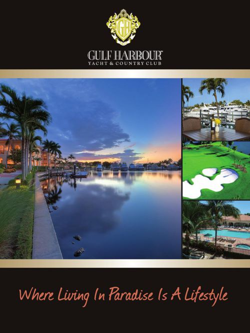 Gulf Harbour Membership Brochure
