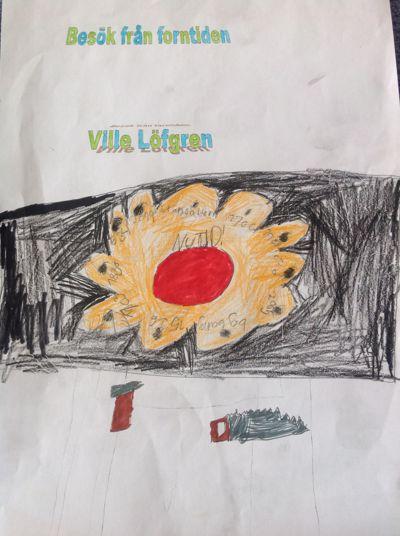 Ville Löfgren Besök från fontiden