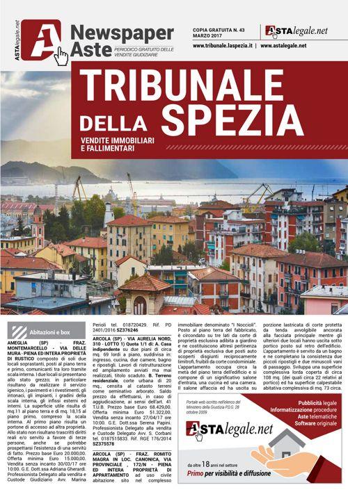 La Spezia marzo 2017