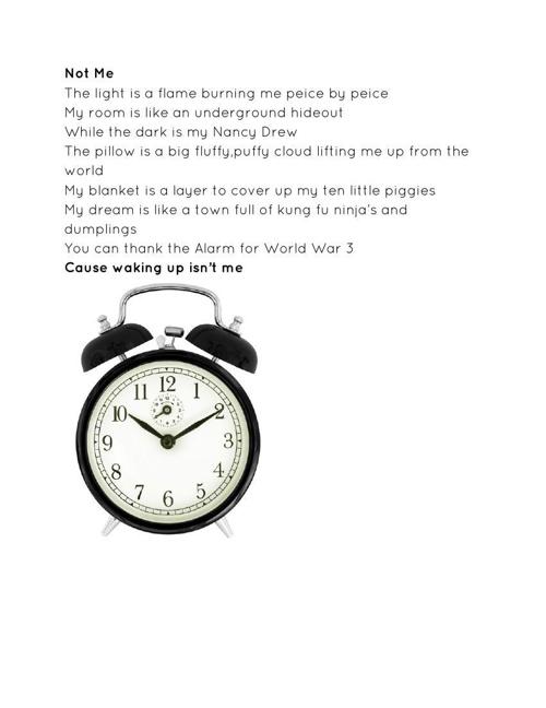Ushmil's Poetry