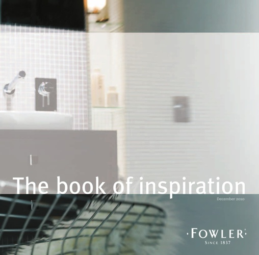 Fowler - Book of Inspiration
