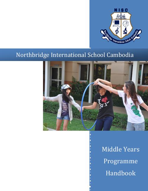 NISC MYP Handbook