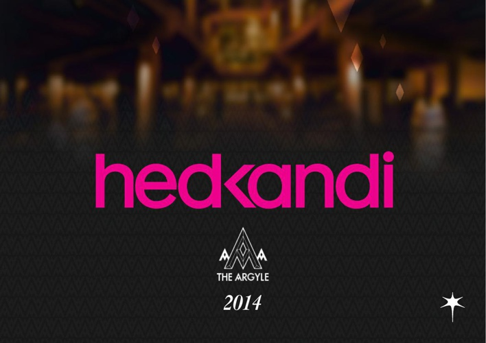 HEDKANDI  PROPOSAL PRESENTATION FOR ARGYLE 2014