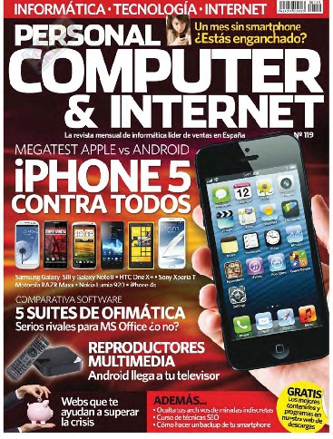 Personal Computer & Internet  iPhone 5 contra todos [119][Novie
