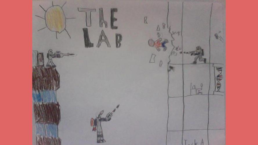 Jack Arts' Flipbook _ The Lab