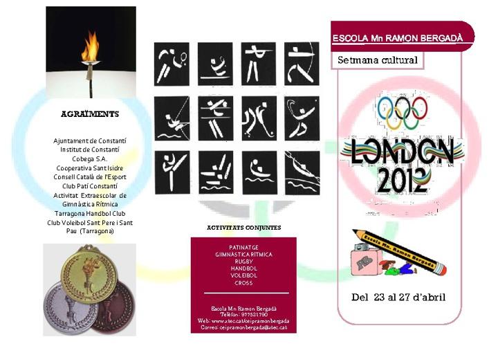 setmana cultural 2012