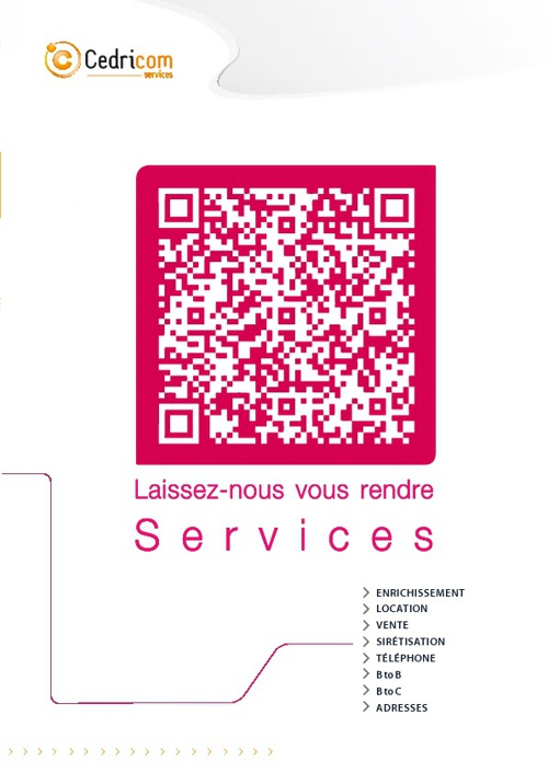 Paquette Cedricom Services 2012