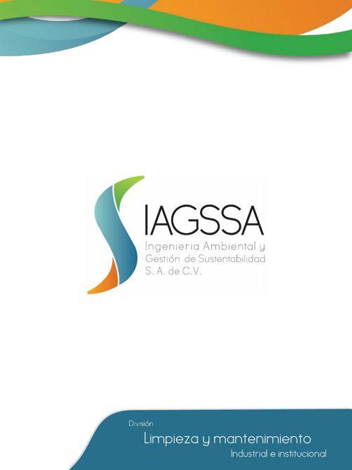 IAGSSA 2016_Div Limpieza y mtto