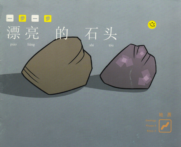 Earth Science Book-Beautiful Rock