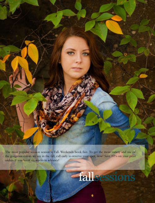 Angela Tabako Photography Senior Magazine Winter 2014