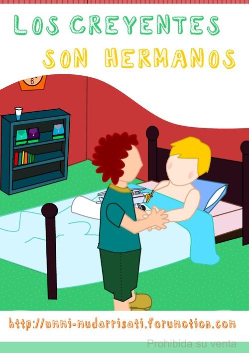 LOS CREYENTES SON HERMANOS