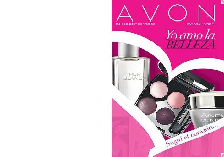 Catalogo Avon C11