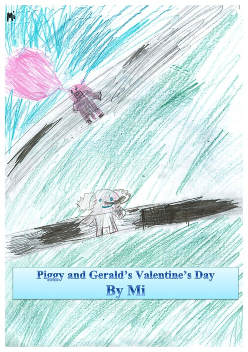 Piggy and Gerald's Valentine's Day