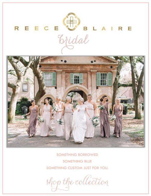 Reece Blaire Bridal Collection