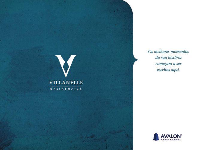Book Villanelle