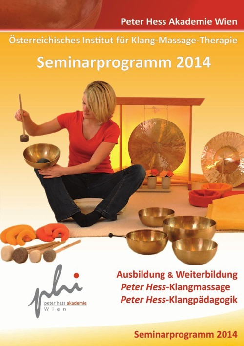 Peter Hess Akademie Wien Seminarprogramm 2014
