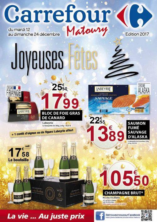 Catalogue Joyeuses Fetes