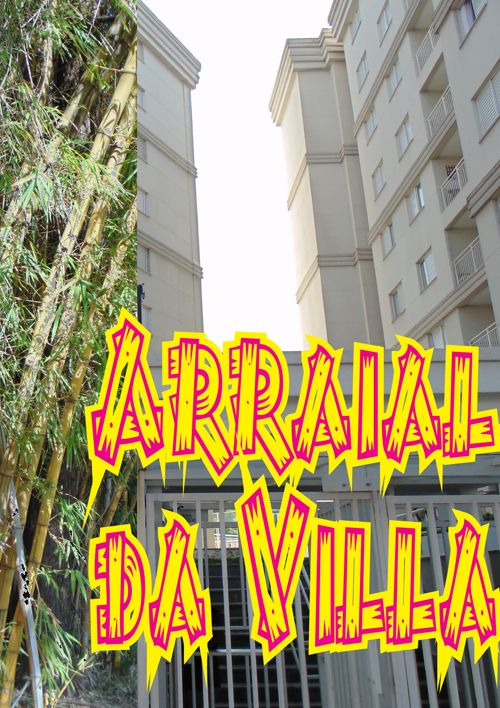 REVISTA ARRAIAL DA VILLAindd