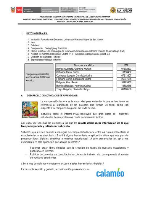 Calameo - Creacion de documentos en línea U5.pdf2014