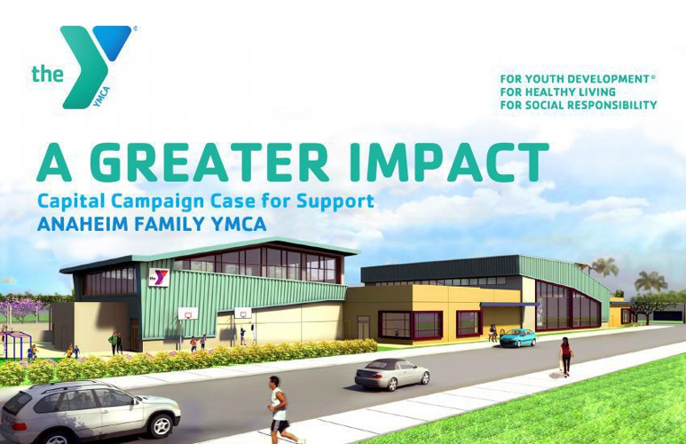 YMCA Capital Campaign Case for Support