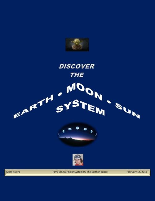 Earth Moon Sun System Mark R.