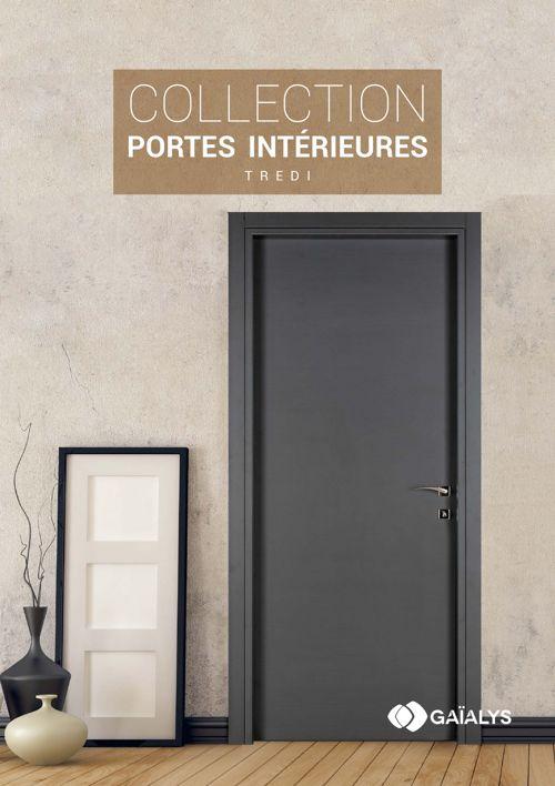 Catalogue portes intérieures TREDI