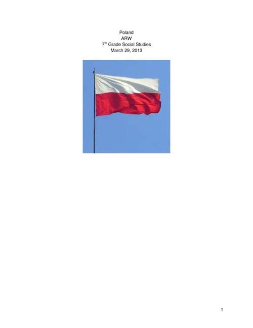 PolandReport