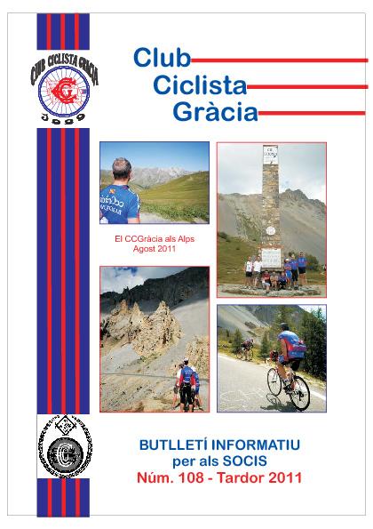 Butlletí 108 - CCGràcia