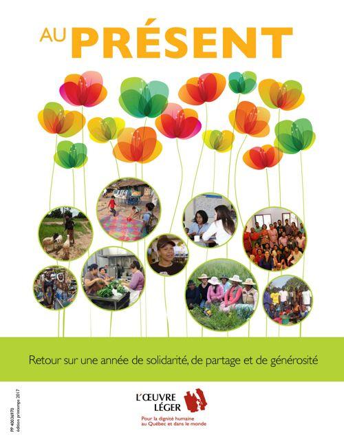AU PRÉSENT | Printemps 2017