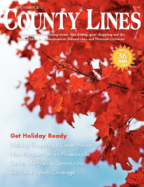 County Lines - November Issue