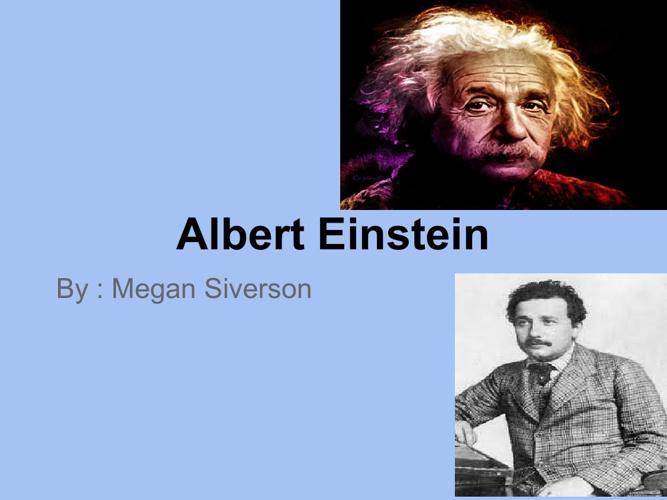 p.6 Siverson Einstein