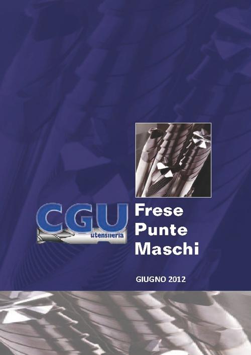 Catalogo CGU