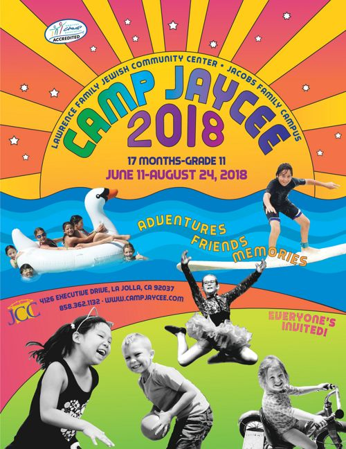Camp Jaycee 2018 BROCHURE