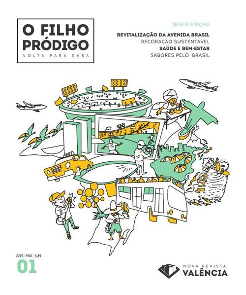 Revista Valencia 1ª Edição