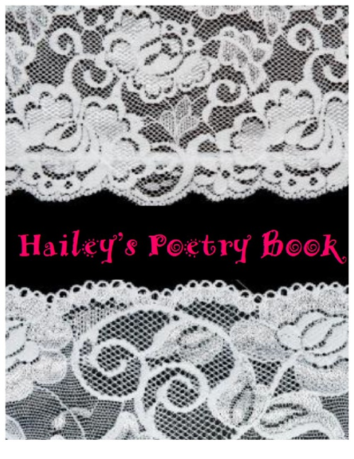Hailey's Poetry Book