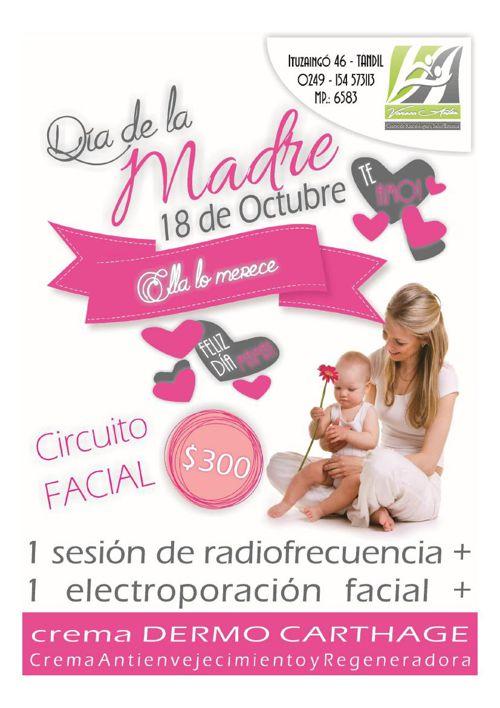 PROMO DÍA DE LA MADRE - Vanesa Antón - Centro de Kinesiología y