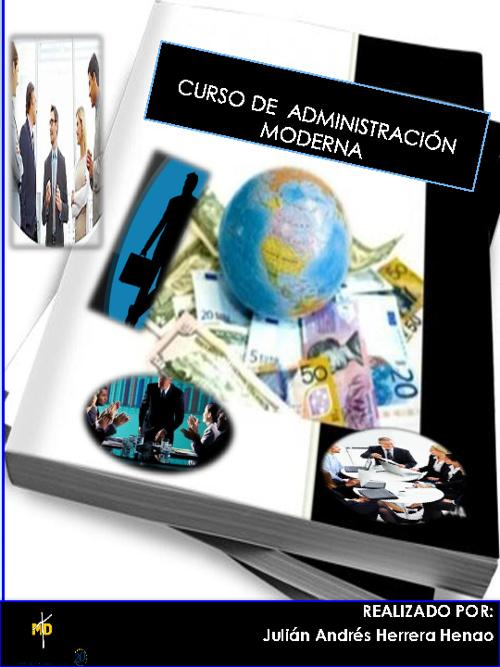 curso de administración moderna