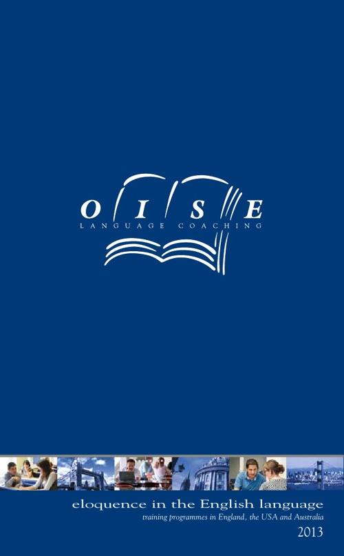 OISE Brochure 2013