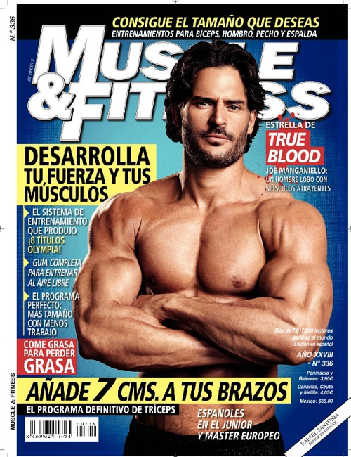 Muscle & Fitness 336
