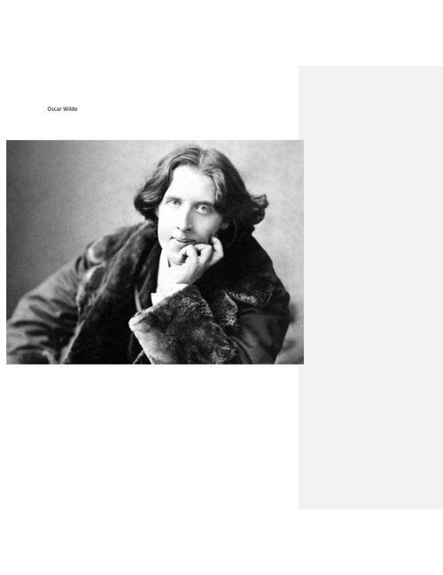 Oscar Wilde,corregido