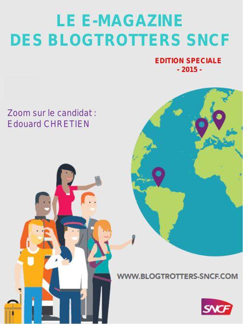 Le e-Magazine des BlogTrotters - Edition spéciale 2015