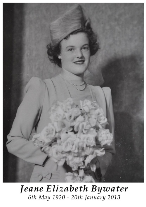 Jeane Bywater