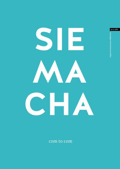 SIEMACHA. Com to Com nr 4