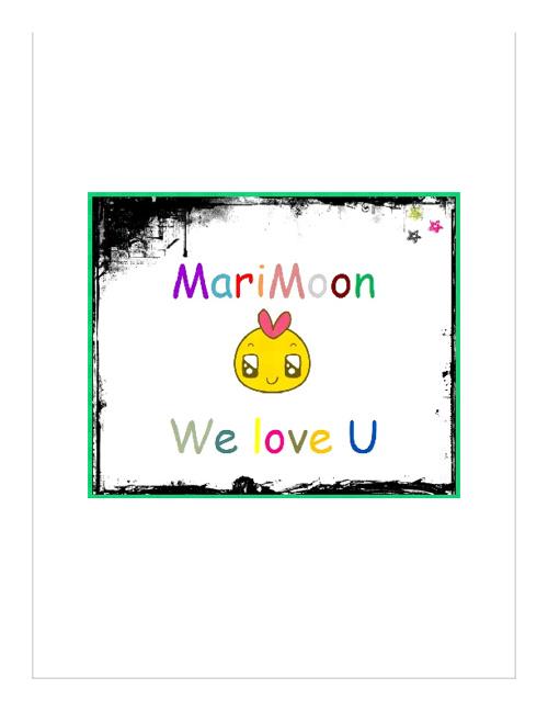 Marimoon
