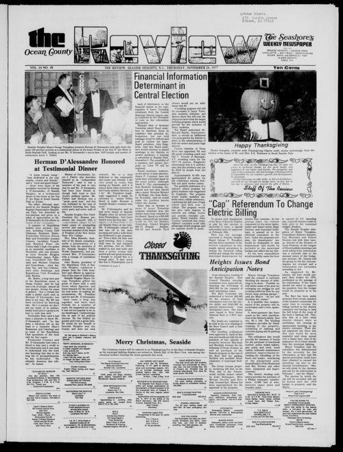 Review November 1977