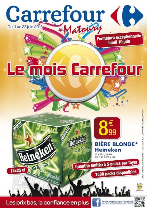 Le mois Carrefour 2
