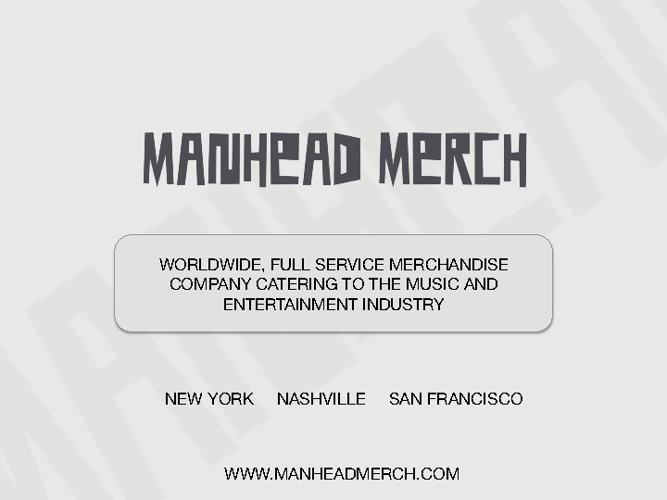 Manhead Deck