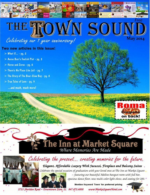 The Town Sound May 2014