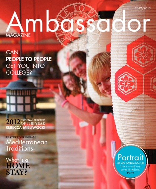 Copy of Ambassador Magazine, 08/2012